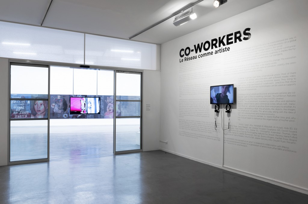 CO-WORKERS Network as Artist