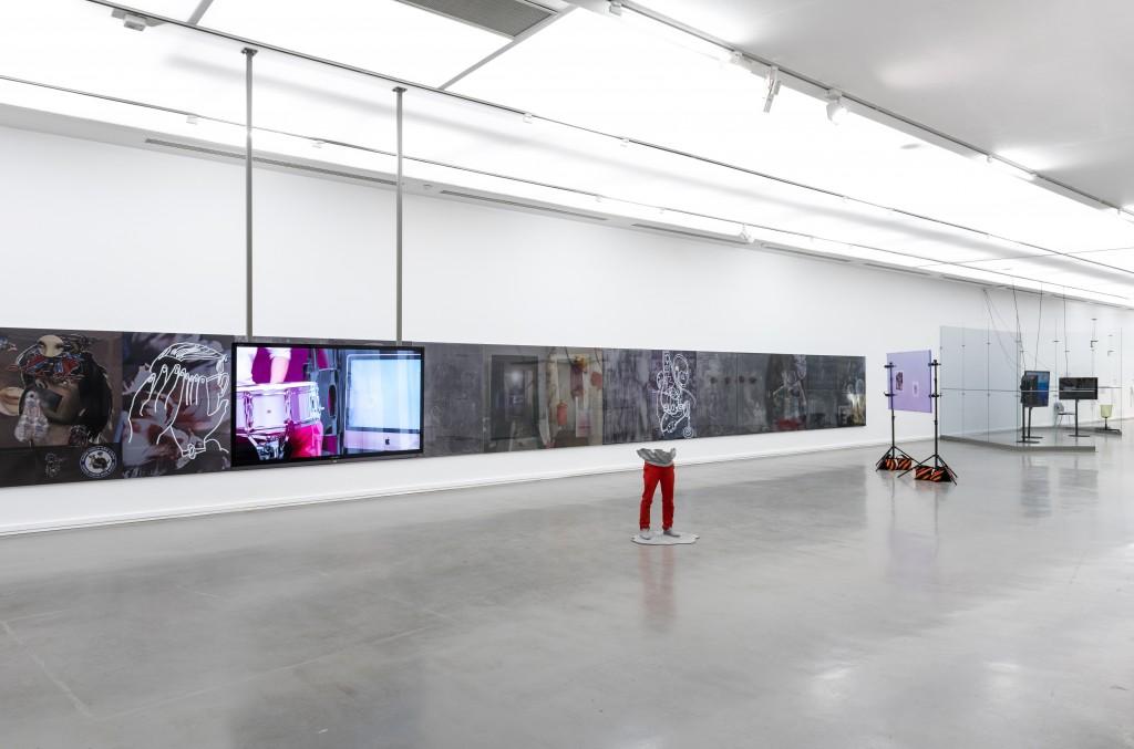 Parker ito mus e d art moderne de la ville de paris chateau shatto - Musee d art moderne strasbourg ...
