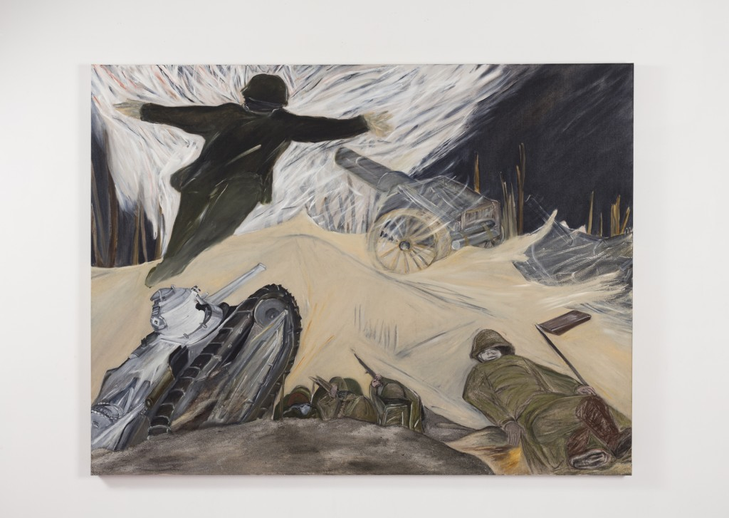 Jacqueline de Jong Explosion 1917