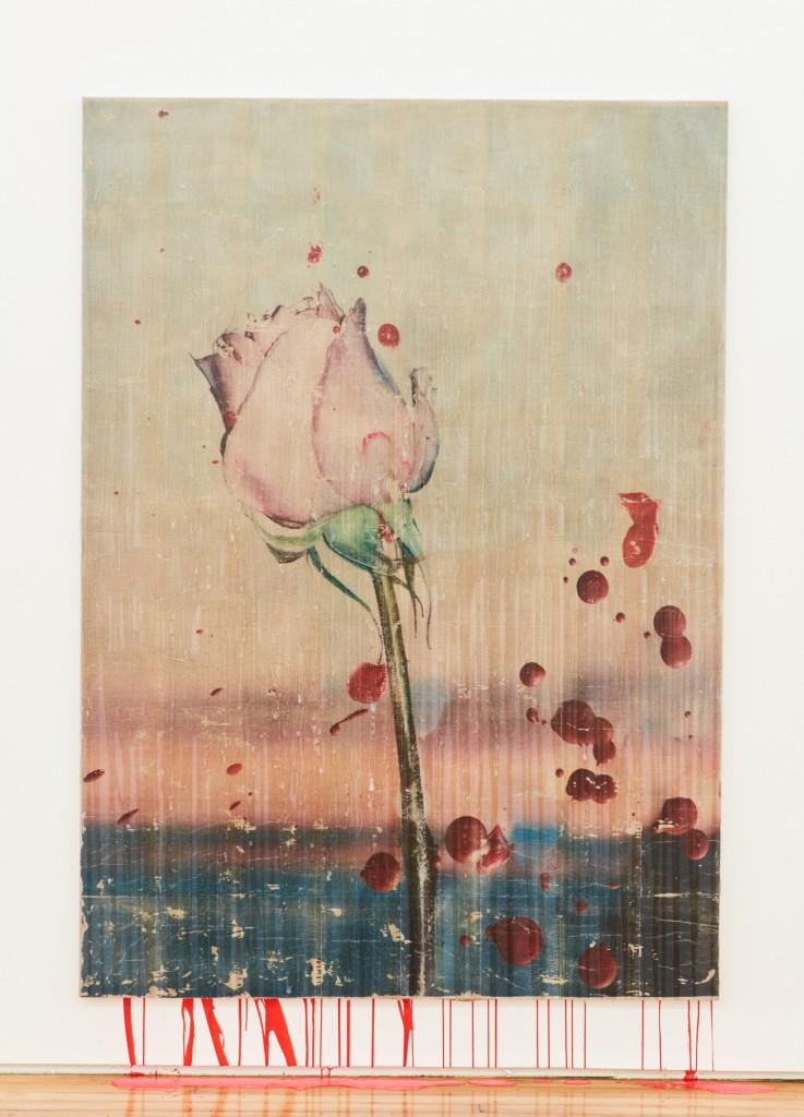 February 25th, 2016 (Olivia's rose)