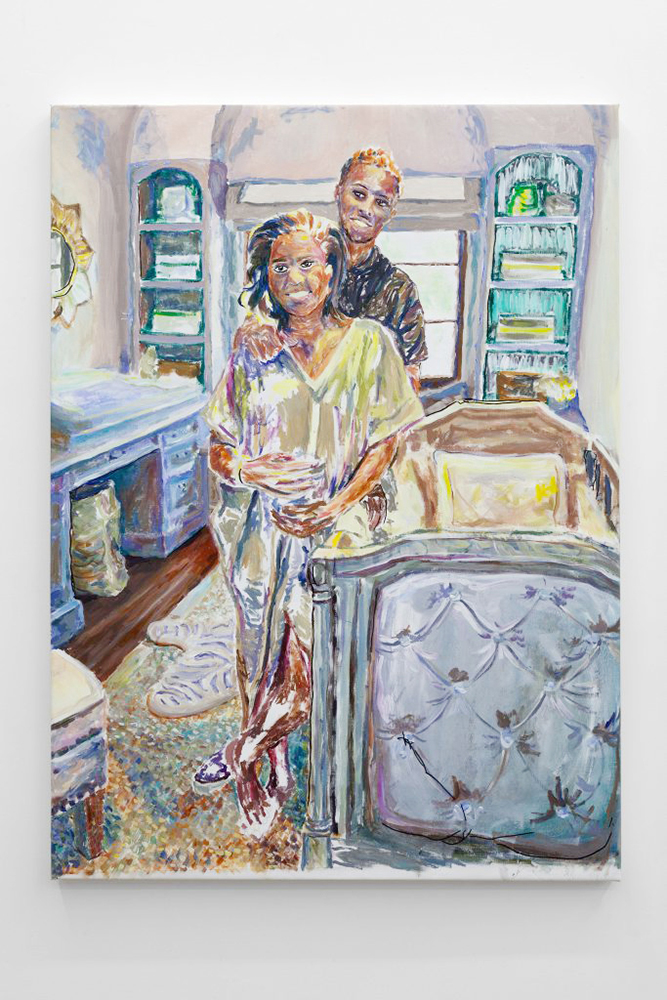 Untitled (Ayesha & Steph Curry)