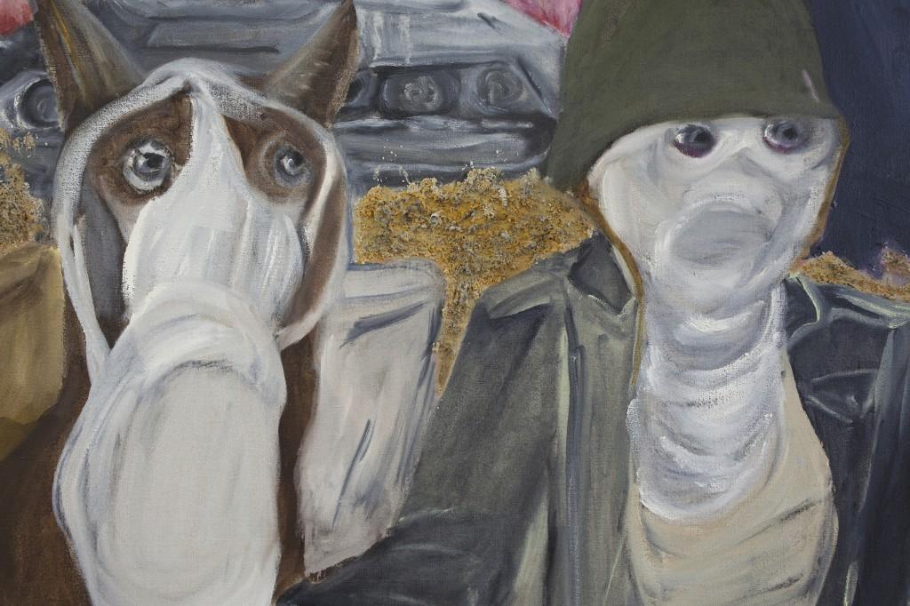 Horsemen 1918